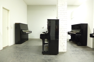 schöne Klavier in kreuzberg