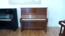 Klavier Seiler, Nussbaum