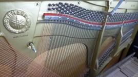 Akustische Anlage Klavier