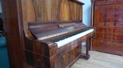 Klavier Feurich, Palisander