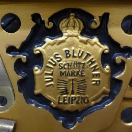 Blüthner Wappen
