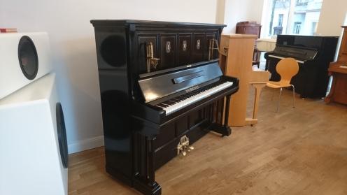 Konzert Klavier Ibach Modell D