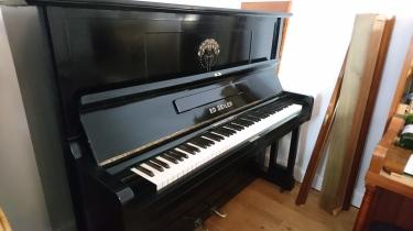 Klavier Seier, Doppelkponsole