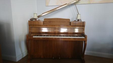 Piano Schimmel - Fortisiomo