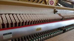 Klavier Schimmel - Rennermechanik
