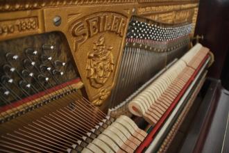 Seiler Klavier Mechanik