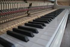 Acryl Keys Piano