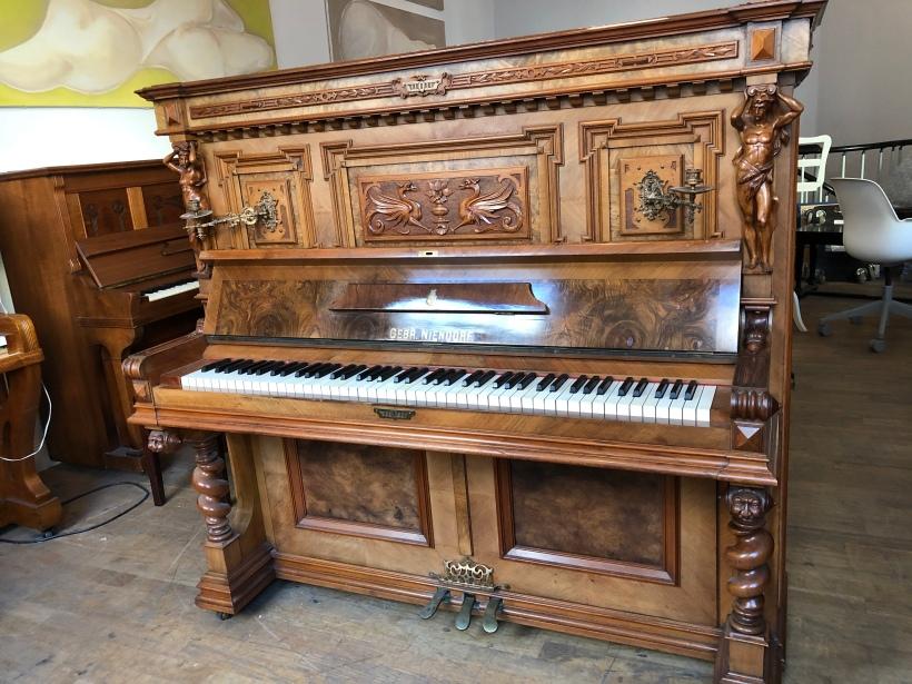 Klavier Niendorf - Gründerzeit